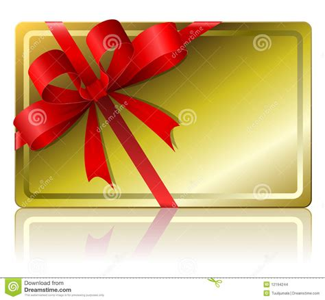 Gift Card Images Stock - blank gift card stock images image 12194244