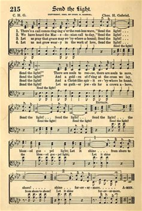 Send The Light Lyrics by 1000 Images About The Hymns On Hymn Hymn Lyrics And Church