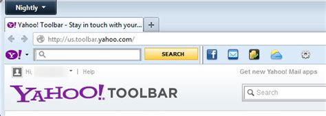 yahoo toolbar firefox ie displaying coupon popups may be yahoo toolbar