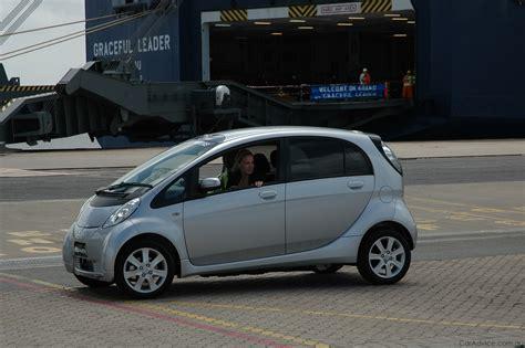 mitsubishi electric mitsubishi i miev mitsubishi electric car lands in