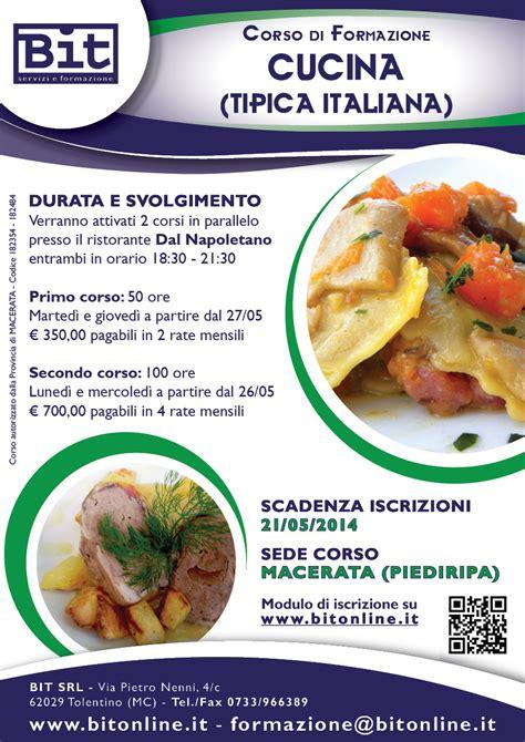 corsi di cucina e provincia corso cucina macerata piediripa