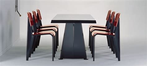 Chaise Standard Jean Prouvé 4636 by Standard Lvc Designlvc Design
