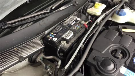 solved vw passat water  footwells youtube
