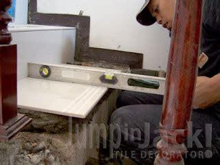 Waterpass 60 Cm Magnit Prohex jumpinjack 8 cara mengganti keramik granit tangga