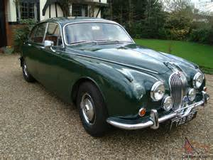 Jaguar Mk2 240 1968 Jaguar Mk2 2 4 240 Manual Racing Green