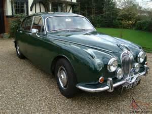 Jaguar Mk2 1968 Jaguar Mk2 2 4 240 Manual Racing Green