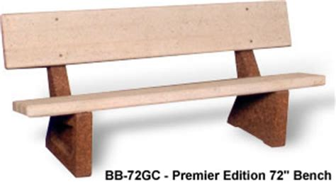 concrete benches with backs benches concrete benches concrete furniture concrete bench