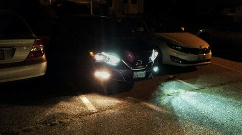 what are hid lights 16 maxima sl no factory installed hid headlights