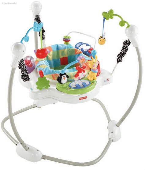 fisher price discover and grow jumperoo baby bouncer chair