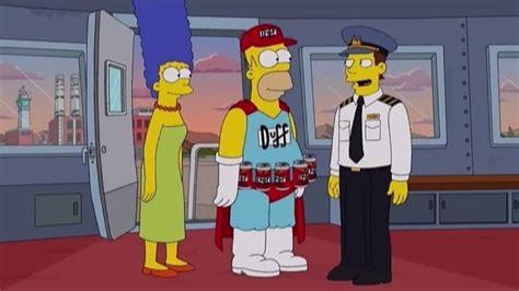 Simpsons Bp 569 yellow sherman waiting for duffman s26 e17 569