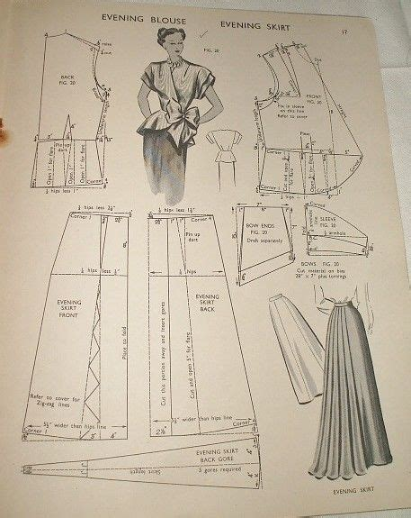 haslam pattern drafting 578 best images about patterns historical on pinterest