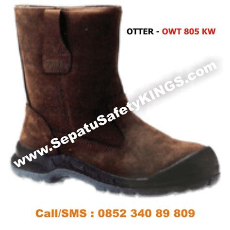 Sepatu Pdl Cheetah owt 805 kw harga sepatu safety otter shoes asia asli