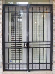 patio gate plain design a s metalex security doors