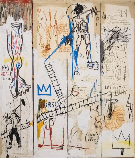 basquiat boom for real barbican review the myth explored