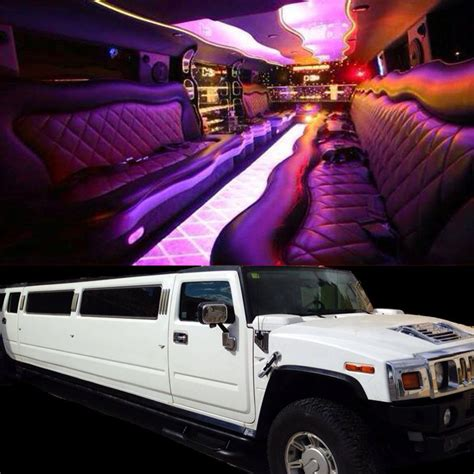 Limousine Airport Transfers by Hummer Limousine Deposit Benidorm Stag And Hen Guide