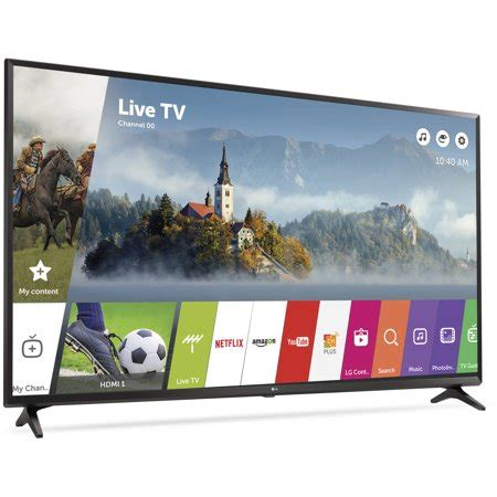 Lg Ultra Hd 4k Smart Tv 65 lg 65 quot class 4k 2160p ultra hd smart led tv 65uj6300