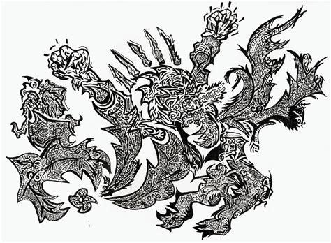 wallpaper batik abstrak abstrabat batik abstrak by goospohan on deviantart