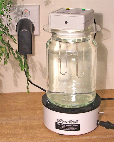 high voltage colloidal silver generator the kitchen 2017