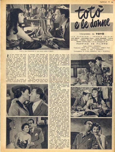 africa toto testo tot 242 e le donne 1952 i di tot 242 al cinema