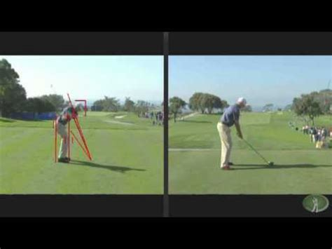 bill haas golf swing bill haas golf swing analysis video youtube
