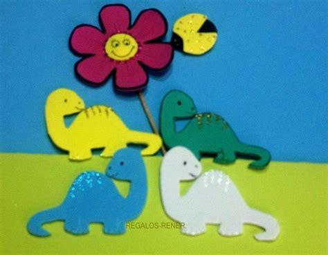 como dibujar un dinosaurio con goma eva dinosaurios beb 233 s de baby shower foami baby animals