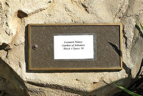 leonard nimoy s grave photo