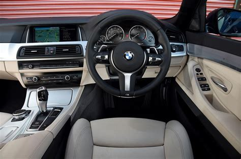 5 Series Bmw Interior by Bmw 5 Series Interior Autocar