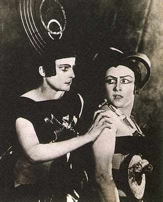 rene clair the crazy ray the illustrated encyclopedia of androgyny
