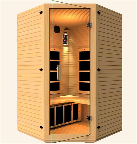 Small Home Sauna Most Affordable Small Saunas For Home Bonacoproducts