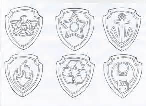 paw patrol badges pawpatrolfan66 deviantart
