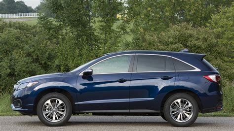2016 acura rdx review w