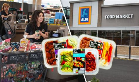 cooking light meal kits aldi introduce new meal kits which cost from 163 1 60 per