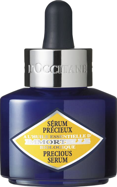Loccitane Serum Size 30ml l occitane immortelle precious youth serum