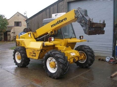How To Price A House telehandlers matbro ts270 telehandler farmline machinery