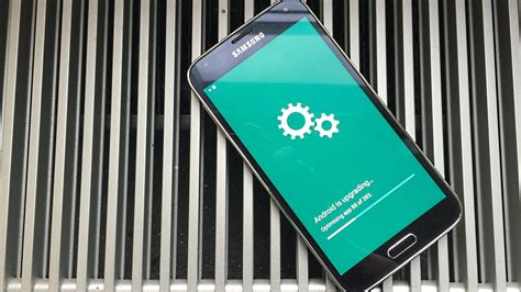 android update how to install android nougat on the samsung galaxy s5 androidpit