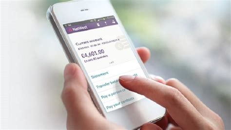 natwest mobile banking rbs enables mobile banking app access with apple