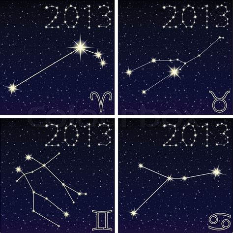 the constellation aries taurus gemini cancer 2013