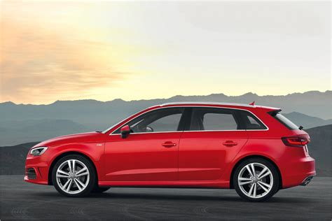 Der Neue Audi A3 Sportback by Der Neue Audi A3 Sportback Heise Autos