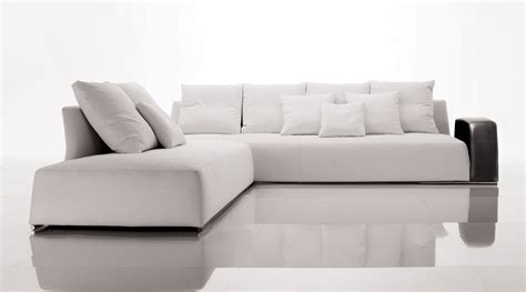 contemporary white sofa futura interiors the world of design at your fingertips