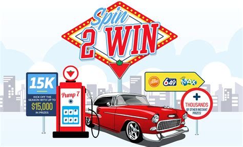 Instant Win Contests - canadian tire gas quot spin 2 win quot contest win instant prizes kitchen upgrade and more