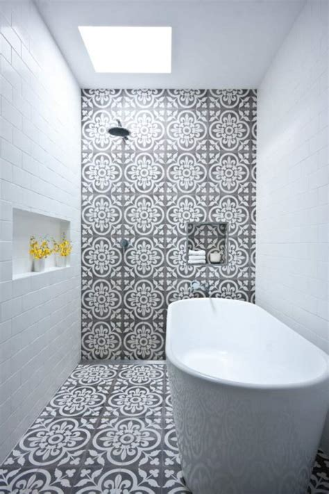 Bathroom Wall Mural Ideas by Carrelage Marocain Un Art En Forme De Carreaux