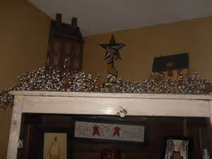 How To Decorate My Home D 233 Cor On Top Of Old Cabinet My Primitive Home Pinterest