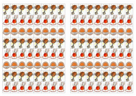 printable basketball stickers basketball stickers birthday printable