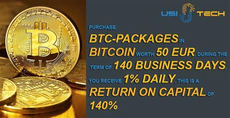 calculator usi tech earn bitcoin with usi tech tested trusted across europe