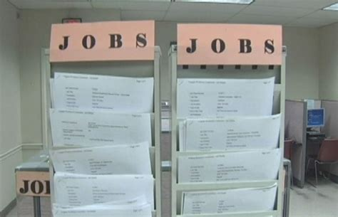 unemployment and available go up in springfield