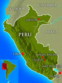 peru map south america peru gpt south america