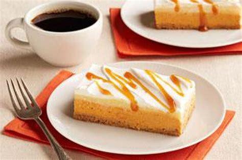 no bake pumpkin spice layered dessert recipe just a pinch recipes