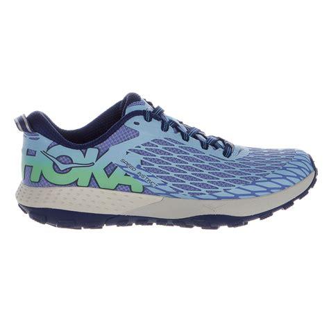 trail running shoes hoka hoka one one speed instinct trail running sneaker shoe