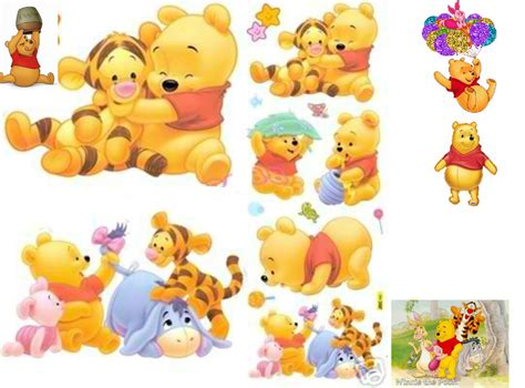 baby winnie the pooh friends the gallery for gt baby winnie the pooh and friends glitter
