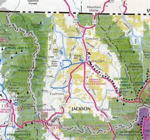 jackson county map colorado colorado hotels motels